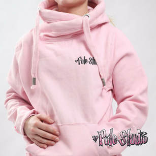 ​The Pole Studio pullover hoodie Pink