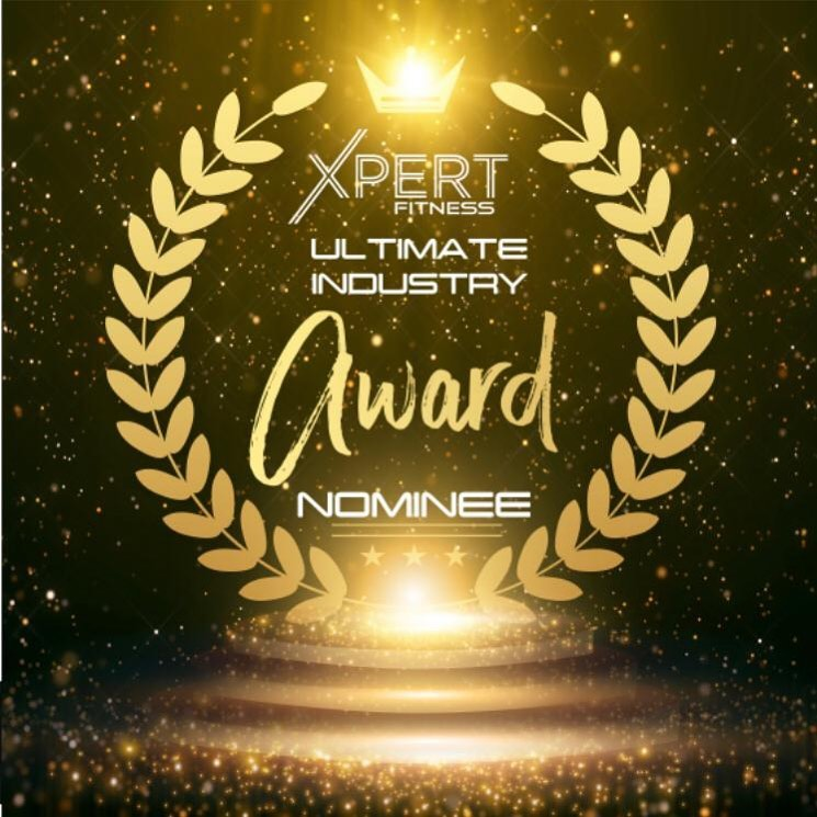 Nominated in the XPole Ultimate XPert Industry Awards 2020